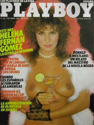 Playboy Spain - October 1985