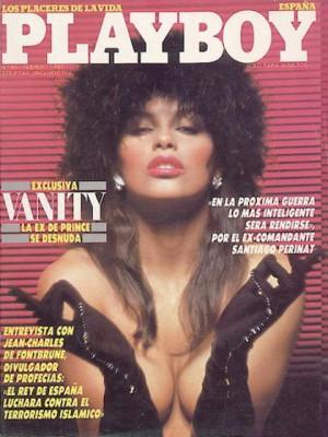 Playboy Spain - Feb 1986