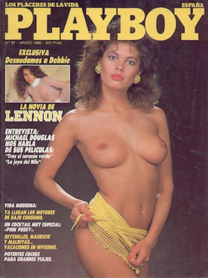 Playboy Spain - March 1986