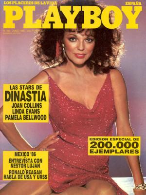 Playboy Spain - June 1986
