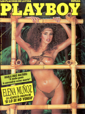 Playboy Spain - July 1986