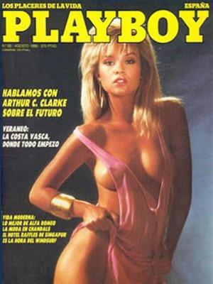 Playboy Spain - August 1986