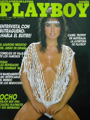 Playboy Spain - October 1986