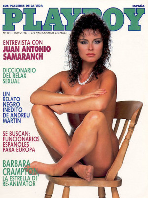 Playboy Spain - May 1987