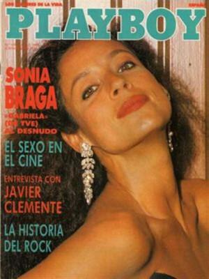 Playboy Spain - January 1988