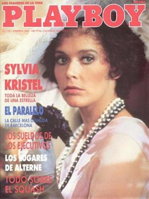 Playboy Spain - Feb 1988