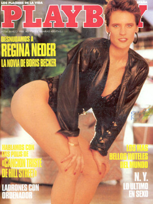 Playboy Spain - March 1988