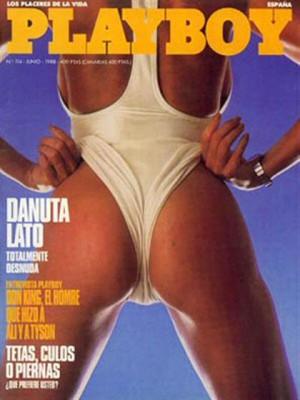 Playboy Spain - June 1988