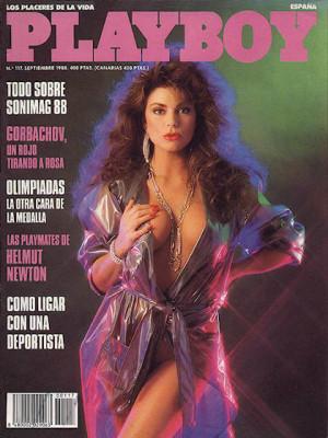 Playboy Spain - Sep 1988