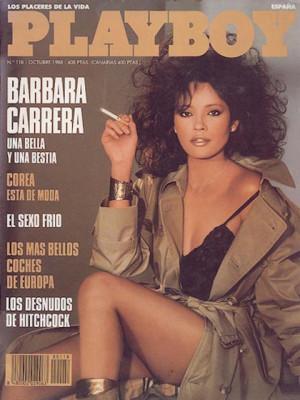 Playboy Spain - October 1988