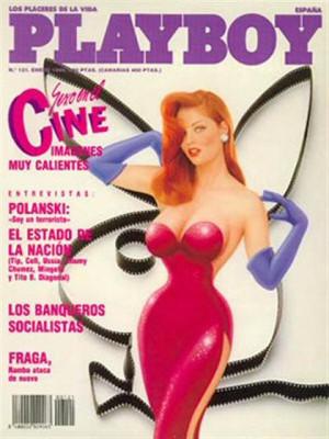 Playboy Spain - January 1989