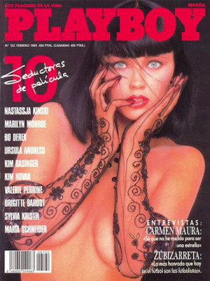 Playboy Spain - Feb 1989