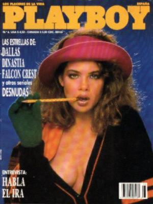 Playboy Spain - April 1989