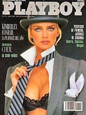 Playboy Spain - June 1989