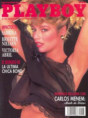 Playboy Spain - August 1989
