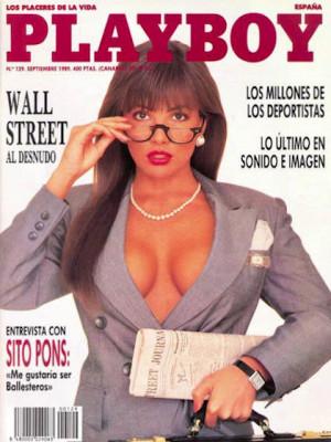 Playboy Spain - Sep 1989