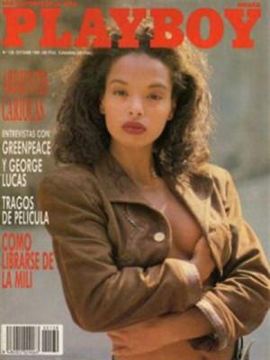 Playboy Spain - October 1989