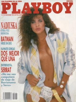 Playboy Spain - Nov 1989