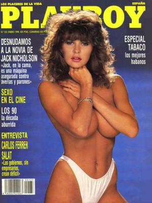 Playboy Spain - January 1990