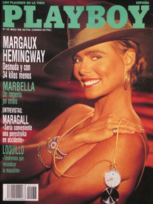 Playboy Spain - May 1990