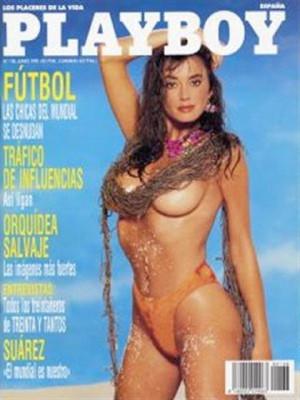 Playboy Spain - June 1990