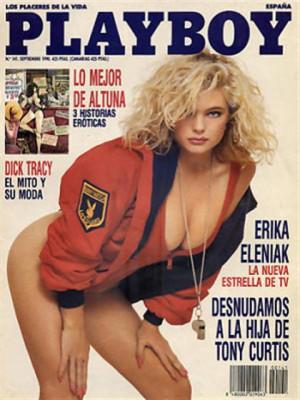 Playboy Spain - Sep 1990