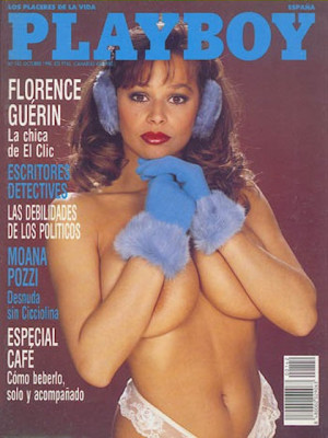 Playboy Spain - October 1990