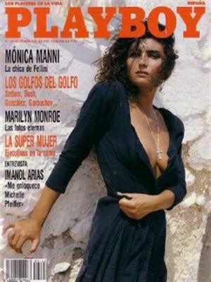 Playboy Spain - Nov 1990
