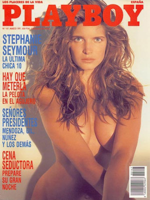 Playboy Spain - March 1991