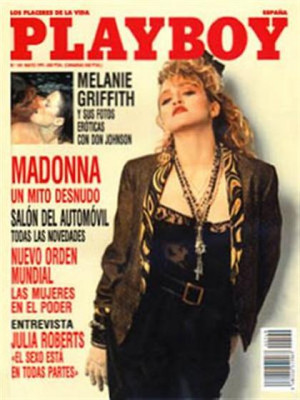 Playboy Spain - May 1991