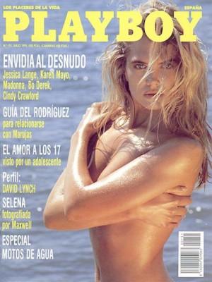 Playboy Spain - July 1991