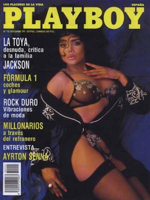 Playboy Spain - Nov 1991