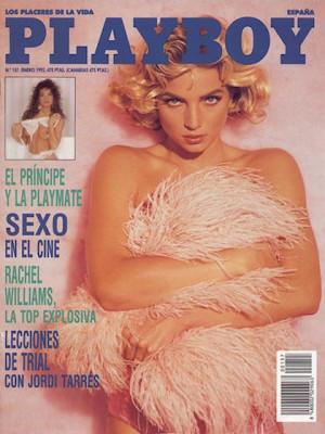 Playboy Spain - January 1992