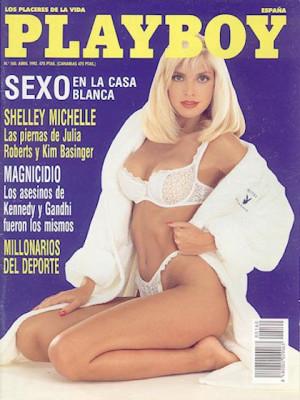 Playboy Spain - April 1992