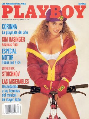 Playboy Spain - June 1992