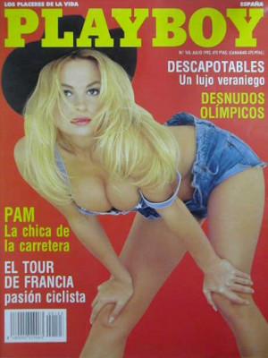 Playboy Spain - July 1992