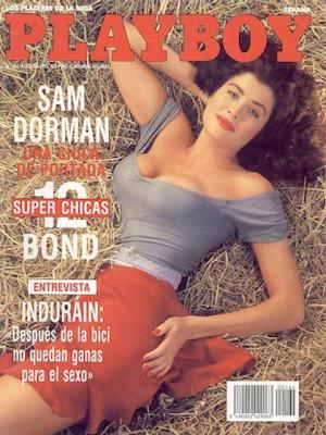 Playboy Spain - August 1992