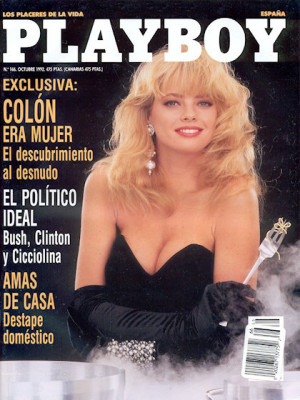Playboy Spain - October 1992