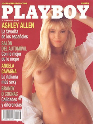 Playboy Spain - May 1993