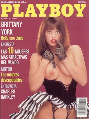 Playboy Spain - July 1993