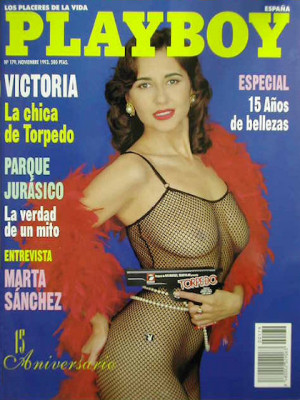 Playboy Spain - Nov 1993