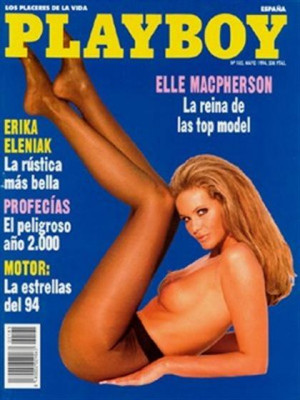 Playboy Spain - May 1994