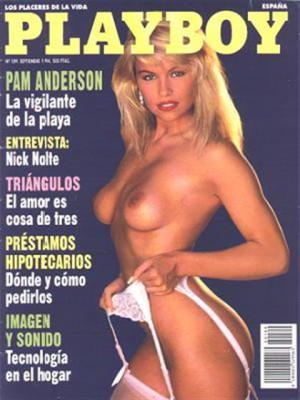 Playboy Spain - Sep 1994