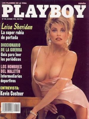 Playboy Spain - October 1994