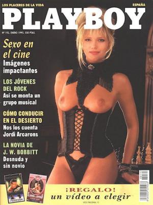 Playboy Spain - January 1995