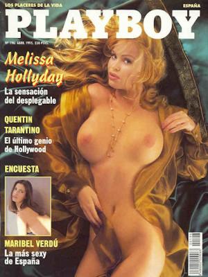 Playboy Spain - April 1995