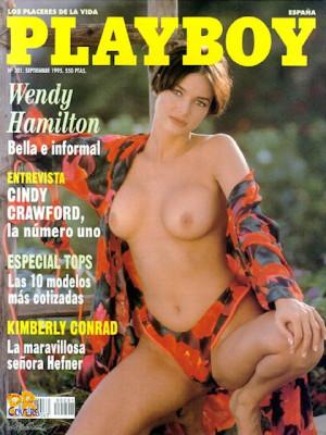 Playboy Spain - Sep 1995
