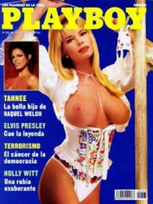 Playboy Spain - Nov 1995