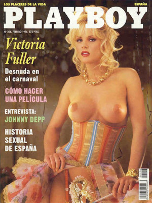 Playboy Spain - Feb 1996