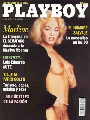 Playboy Spain - March 1996